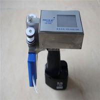 Effective Inkjet Printer! Arojet HB988 portable/handheld gold aluminum foil automatic stamping machine