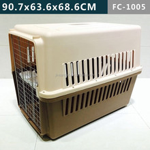 Pet flight large cage with five sizes & colorful