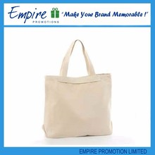 Popular high quality useful canvas shopping bag blank