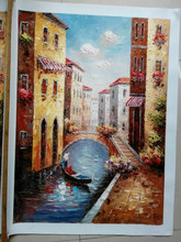 Landscape Scenery Oil Painting Artist Picture