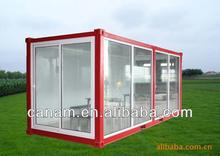 CANAM- prefab container house kits