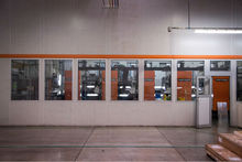 Heatset web press