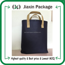2015 luxury cheap non-woven shopping bags packaging with botton
