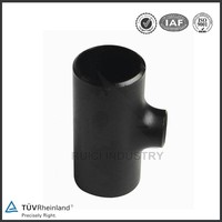 China carbon forged steel pipe fitting elbow tee cap reducer flange