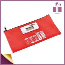 Calculator Pencil Bag,Calculator Solar Cell,Big Size Desktop Calculator