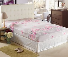 Luxury reactive printing branded print quilt cover set bedding set bed cover sheet