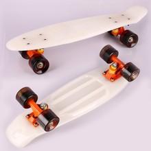 skateboard plastic board 2012 hot sale