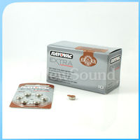 Hearing Aid Battery zinc air batteries hearing aid accessories