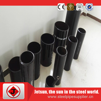 epoxy coated cast iron pipe for oil and gas in stock