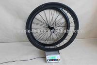 factory tubular wheels . carbon wheelset .Miracle high quality road tubular 50mm carbon disc wheels