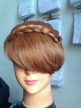 Hot Sale fashionable Human Hair Wigs for Stylish Women