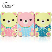 cute Kube bear style mobile phone case