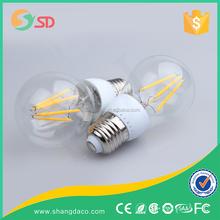 High quality 4w E27 bulb filament with CE RoHS LVD led filament bulb