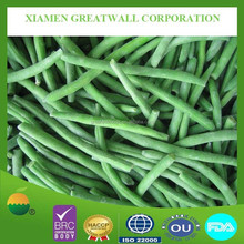 Bulk packing frozen green bean with good price