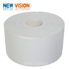 Jumbo roll 1070mm*300m double sided foam tape acrylic adhesive/hot melt adhesive foam tape