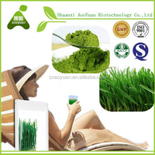 Hot sale Energy Booster wheat grass juice