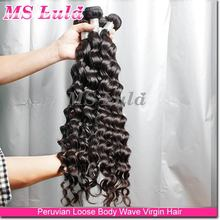 trustworthy supplier Ms Lula the cheapest adorable idol virgin peuvian hair wholesale products