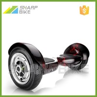10 inch stable balancing 2 wheels smart self-balance scooter with LED
