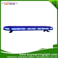 Full range length car led ambulance light bar