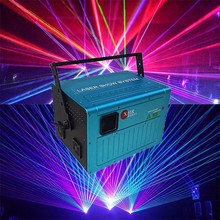 10w laser rgb ilda / laser show rgb animation beam stage light