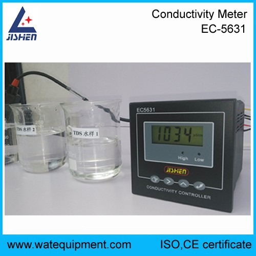 Boiler Water Conductivity ~ Circulating water and boiler conductivity analyzer