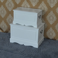 Cheap price high quality durable white wood trunks