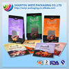 chocolate packaging materials waterproof plastic bag factory from china