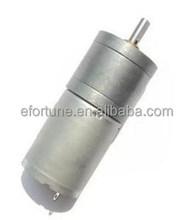Dc gear motor torque 3-9v metal intelligent car motor car model robot parts