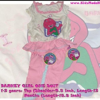 Barney Personalized Clothing & Accessories. Barney. Barney Personalized Clothing & Accessories. Showing 38 of 38 results that match your query. Personalized Barney Baby Bop Dance Little Girls' Pink Zip-Up Hoodie. Product - Personalized Barney Astronaut Toddler T .