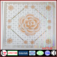 love rose hot stamping foil for ceiling