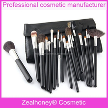 Trendy christmas gift for man makeup professional 2015 22 pcs makeup product shenzhen brushes set for paint beauty face cream