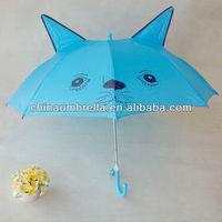 child umbrella Small Kids ear umbrella for children XG-808