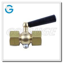 High quality brass gauge cock