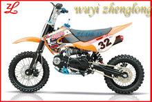 125cc 4-stroke air-cooled dirt bike