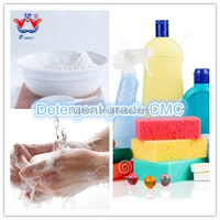 China manufacturer best selling Chemical detergent powder CMC