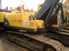 USED VOLVO EXCAVATOR EC210BLC,Used VOLVO 210 EXCAVATOR for sale