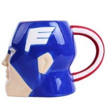 Captain America ceramic coffee mug with Eco-Friendly