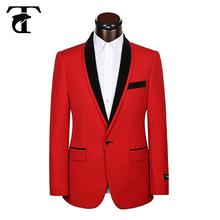 2015 traje nuevo diseño de traje de hombre de encargo