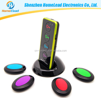 Competitive Price Hot Selling Christmas Gift Key Finder With Remote Control