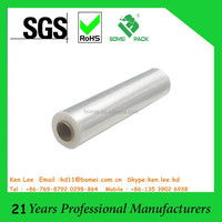 Pallet Shrink Wrap LLDPE Transparent Stretch Film (SGS/ISO9001 Approvaled)