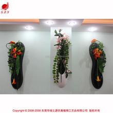 Decorative wall hanging plant vertical garden artificial green wall