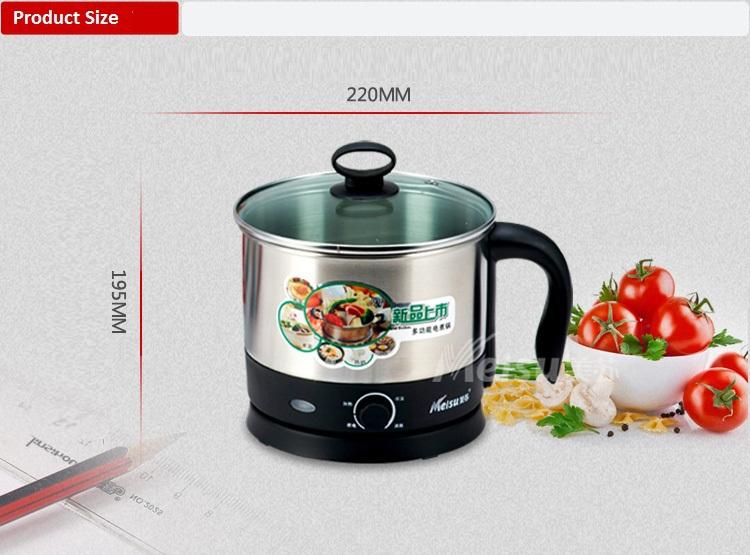 Electric Stock Pot ~ Multifunction electric caldron stock pot zhong