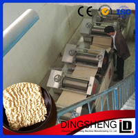 2015 hot salling automatic stainless steel indomie instant fried noodles