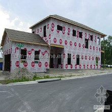 Waterproof Breathable House Wrap