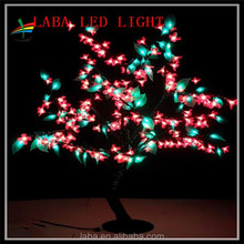 color changing led cherry blossom tree light