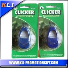 Pet training product plastic dog clicker