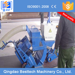 2015 factory manufacture rode cleaning machines pavement shot blasting machine made in china