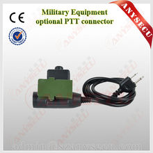 push to talk PTT for Headset RADIO Z.Tac TCI LIBERATOR/Sordin headset noise cancell heavy duty headphone