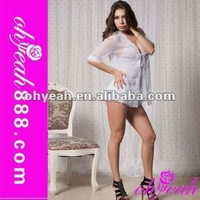 New style sex small girl hot nude sheer lingerie babydoll
