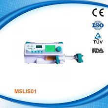 MSLIS01D Cheap Price Single Channel Portable Medical/Clinical Syringe Pump,8 channels stackable